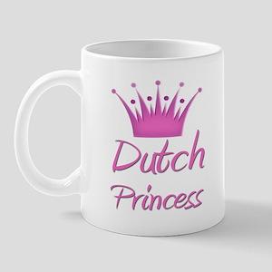 Dutch Princess Mug