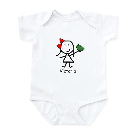 Frog - Victoria Infant Bodysuit
