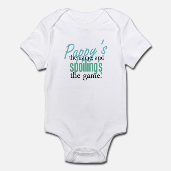 Pappy's the Name, and Spoiling's the Game! Infant