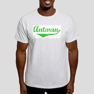 Antwan Vintage (Green) Light T-Shirt