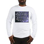 Daniel 12:3 Long Sleeve T-Shirt