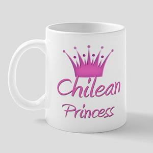 Chilean Princess Mug
