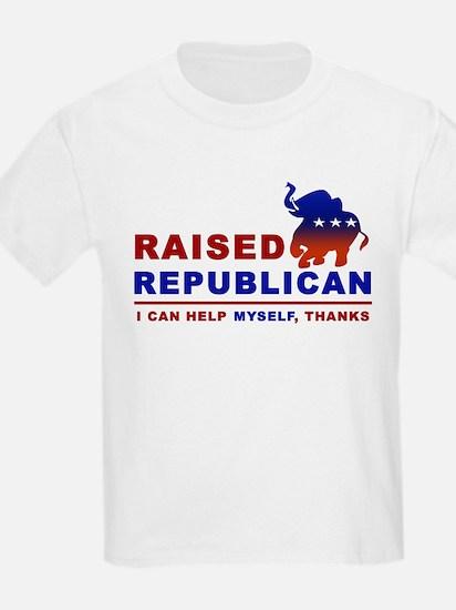 Raised Republican T-Shirt