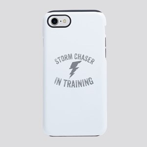 Storm chaser in training iPhone 8/7 Tough Case