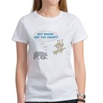 Where Are The Sheep? Women's T-Shirt