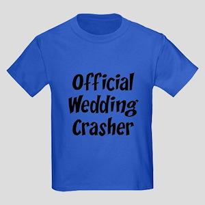 Wedding Crasher Kids Dark T-Shirt