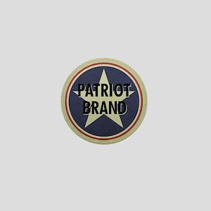 Patriot Brand Mini Button