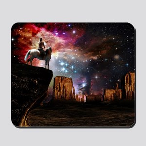 Native American Universe Mousepad