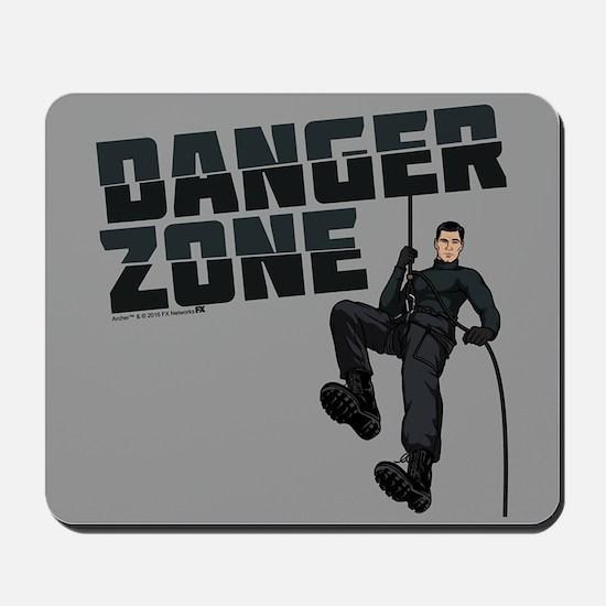 Archer Danger Zone Mousepad