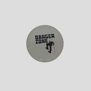 Archer Danger Zone Mini Button