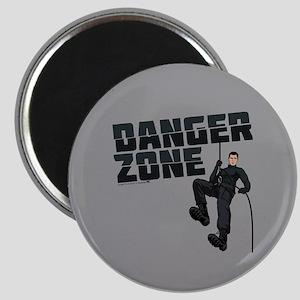 Archer Danger Zone Magnet