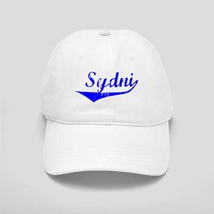 Sydni Vintage (Blue) Cap
