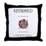 RetroMUD Throw Pillow