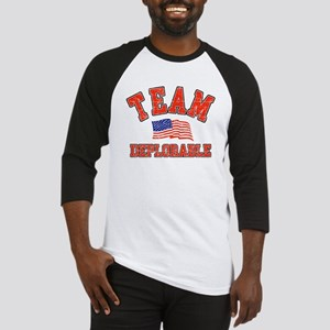 Team Deplorable Baseball Jersey