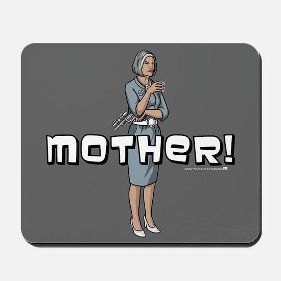 Archer Mother Mousepad