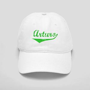 Arturo Vintage (Green) Cap