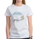 Where Are The Sheep? v2 Women's T-Shirt