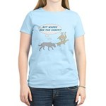 Where Are The Sheep? v2 Women's Light T-Shirt