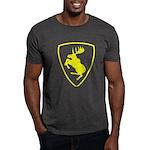 "Dark T-Shirt, 10"" Moose"