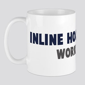 Inline Hockey First Mug