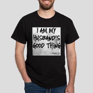 My Husbands Good Thing T-Shirt