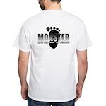 MONSTER HUNTER White T-Shirt