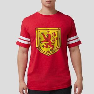 SCOTLAND COAT OF ARMS - SCOTTISH LION CREST T-Shir