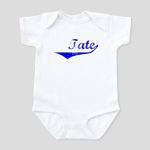 Tate Vintage (Blue) Infant Bodysuit