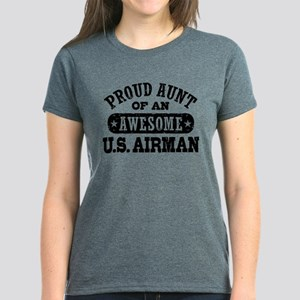 Proud Aunt of an Awesome US Airman T-Shirt