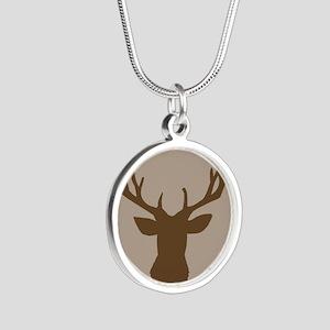 Deer Head Necklaces