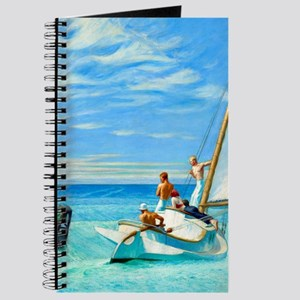 Ground Swell by Edward Hopper Journal