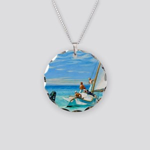 Ground Swell by Edward Hopper Necklace