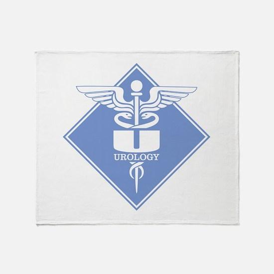 Urology Throw Blanket