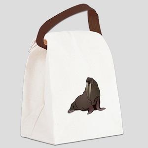 WALRUS Canvas Lunch Bag