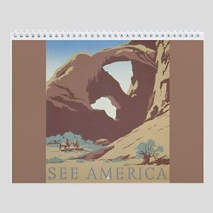 2008 Vintage America Calender