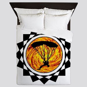 SKYDIVER Queen Duvet