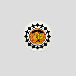 SKYDIVER Mini Button