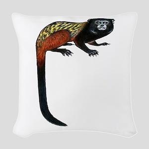 JUNGLE Woven Throw Pillow