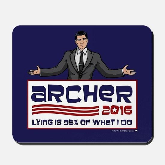 Archer 2016 Mousepad