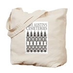 Save Austin's Cemeteries Logo Tote Bag