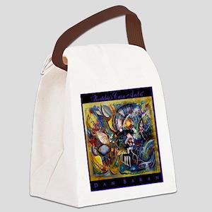 Dan Baran Canvas Lunch Bag