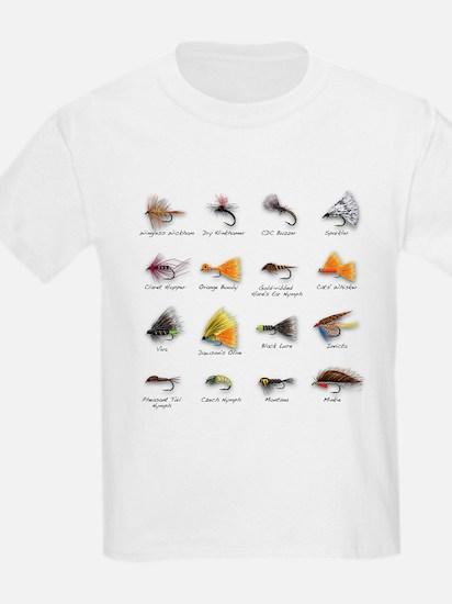 Flies T-Shirt