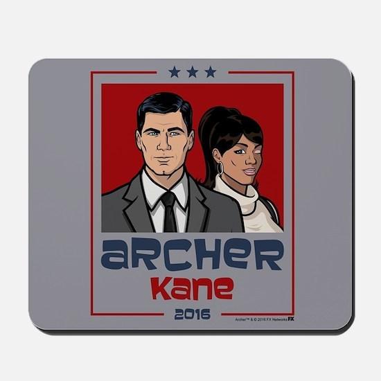 Archer Kane 2016 Mousepad