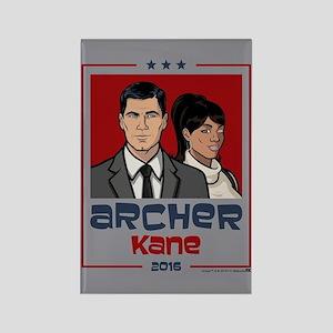 Archer Kane 2016 Rectangle Magnet