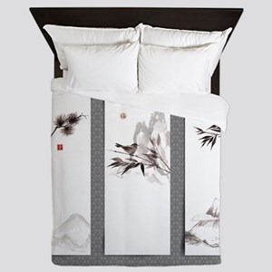 japanese Queen Duvet