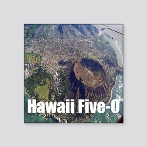 Hawaii Five 0 Sticker