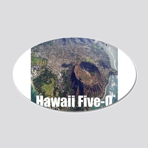 Hawaii Five 0 Wall Decal