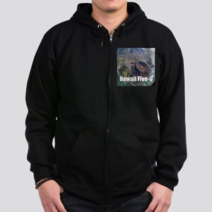 Hawaii Five 0 Zip Hoodie