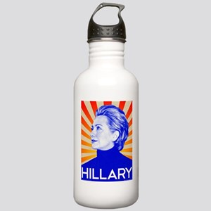 Hillary Clinton for Pr Stainless Water Bottle 1.0L