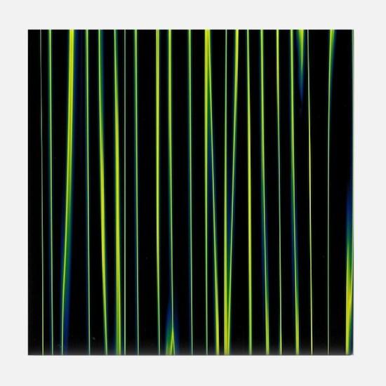 Abstract 130716(08) Tile Coaster